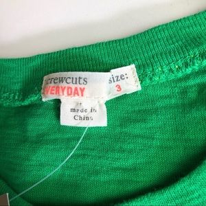 Crewcuts Dresses - Crewcuts Toddler Size 3 Cotton Sleeveless Dress